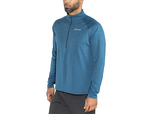 Berghaus Thermal Tech Camiseta de manga larga Hombre, dusk/deep water